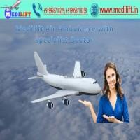 Choose Phenomenal Life Saver Air Ambulance Service in Patna