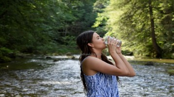 Amazing Facts of Beauty & Drinking Water.