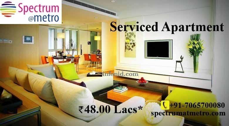 spectrum metro serviced apartments